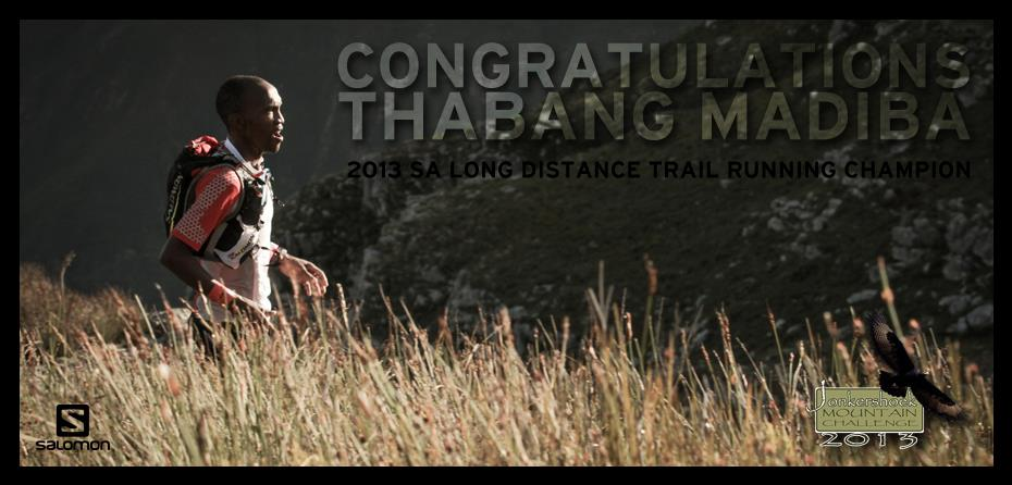 SA Long Distance Trail Running Champs
