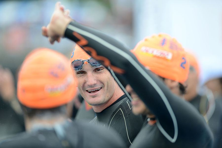 Murray takes 5th at the ITU World Triathlon Series in Yokohama